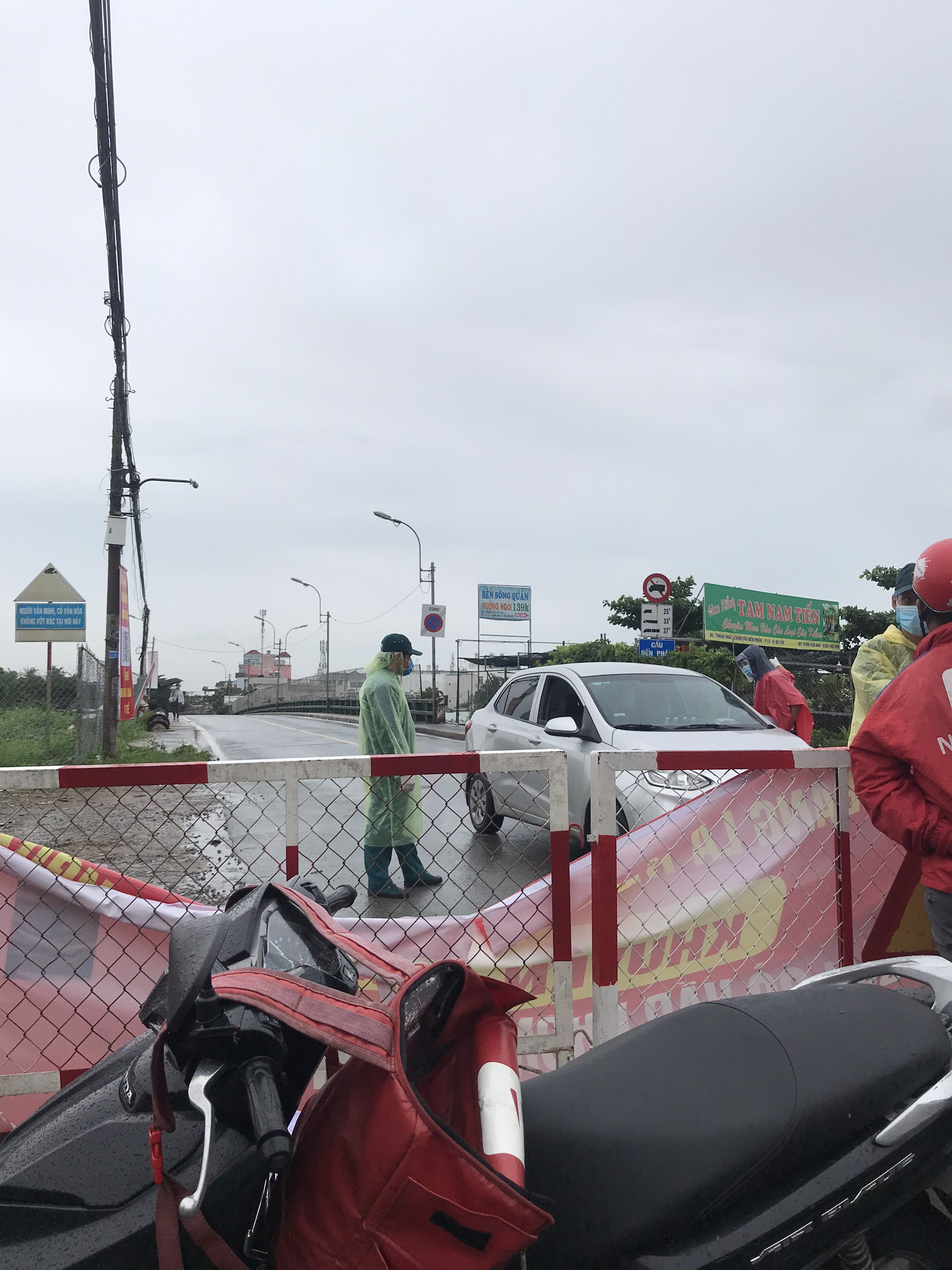 Vi phạm giao thông